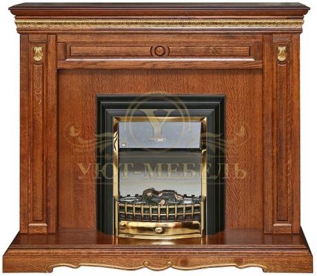 Портал для камина из дерева Милано 3