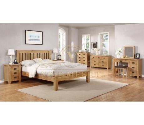 Кровать из массива Фабриано 301