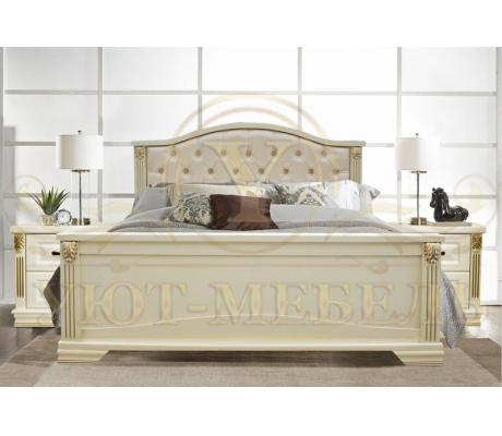 Купить полутороспальную кровать Калио