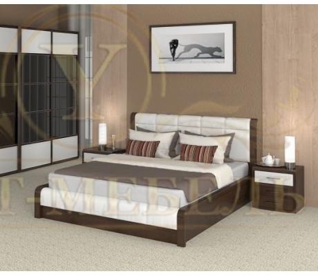 Купить полутороспальную кровать Арикама 3