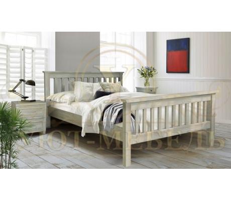 Деревянная односпальная кровать Арли