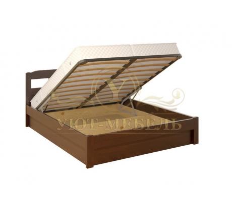 Деревянная односпальная кровать Эра тахта