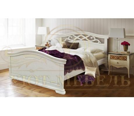 Купить полутороспальную кровать Эстель