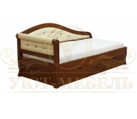 Купить полутороспальную кровать Капри 2