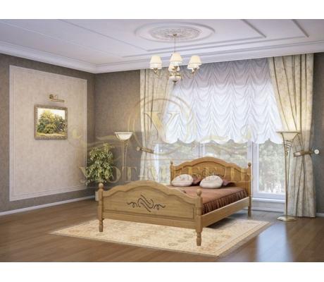 Купить полутороспальную кровать Лама