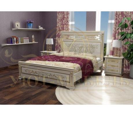 Купить полутороспальную кровать Лирона 4