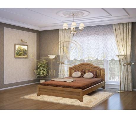 Деревянная односпальная кровать Сатори тахта
