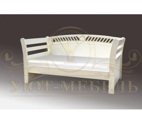 Купить полутороспальную кровать Юнит