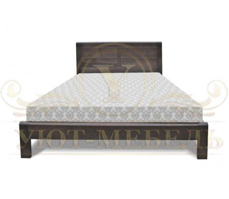 Деревянная односпальная кровать Вермонт 2