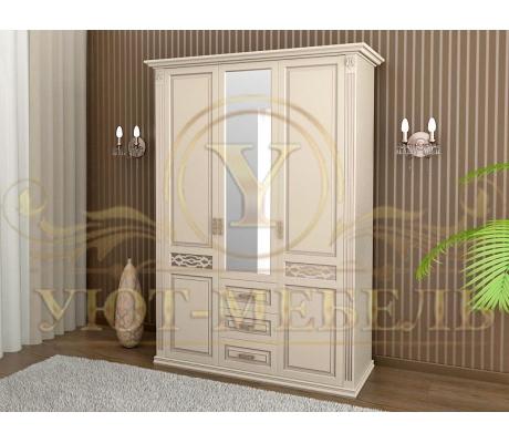 Шкаф из массива 3 створчатый Верона