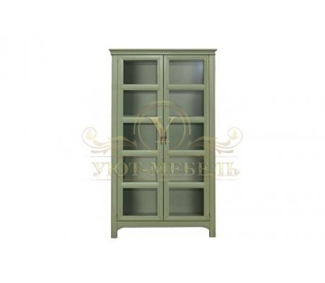 Книжный шкаф из массива Тиффани