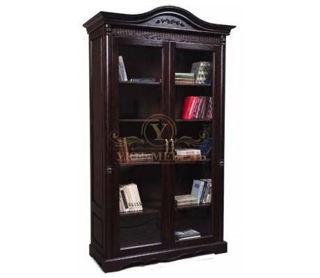 Книжный шкаф из массива Паола 2