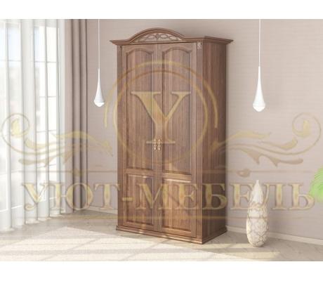 Шкаф из массива 2 створчатый Венеция