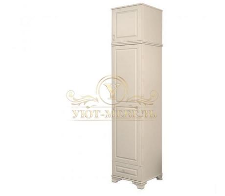 Шкаф из массива 1 створчатый Витязь 125