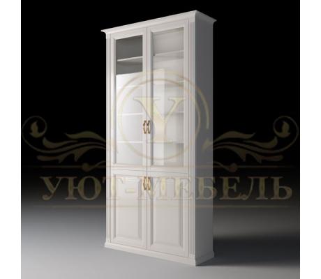 Шкаф из массива 2 створчатый Либерти