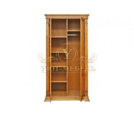 Шкаф из массива 2 створчатый Верди 1004