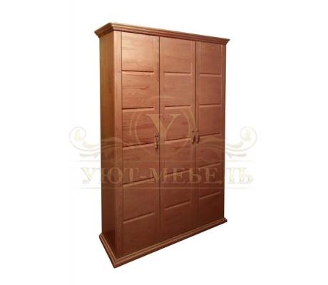 Шкаф из массива 3 створчатый Альба