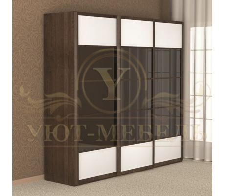 Шкаф из массива 3 створчатый Арикама купе
