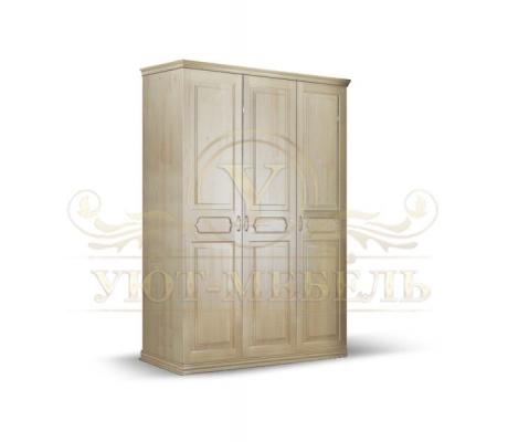Шкаф из массива 3 створчатый Валенсия