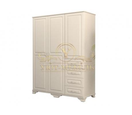 Шкаф из массива 3 створчатый Витязь 108