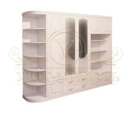 Шкаф из массива Эстель