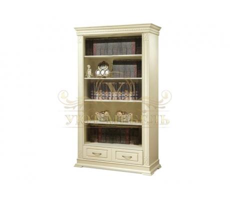Книжный шкаф из массива Верди 137