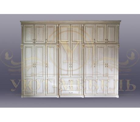 Шкаф из массива Валенсия
