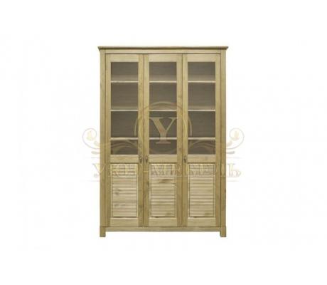 Книжный шкаф из массива Рауна 31