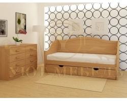 Детская кровать из дуба Ассоль
