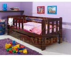 Детская кровать из березы Атлантида