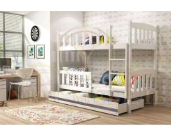 Детская кровать из дуба Атлантика