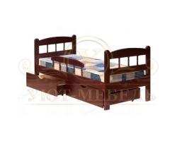 Детская кровать из дуба Дарина