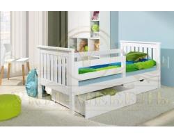 Детская кровать из березы Клара