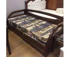 Детская кровать из дуба Малютка 2