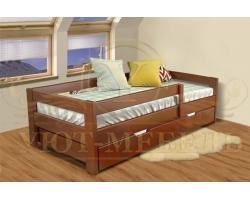 Детская кровать из дуба Малютка 3