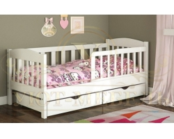 Детская кровать из березы Милена