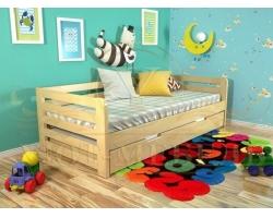 Детская кровать из дуба Пальмира