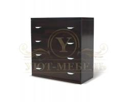Комод из сосны Альба 4 ящика