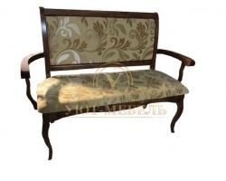 Кресло из массива Стиль