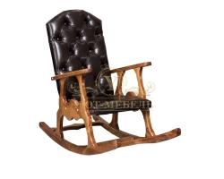 Кресло из массива Венеция