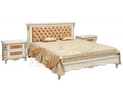 Кровать из массива Альба Тахта 2