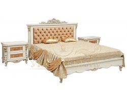 Кровать из массива Альба Тахта