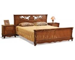 Кровать из массива Алези