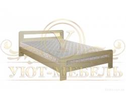 Деревянная односпальная кровать Аника