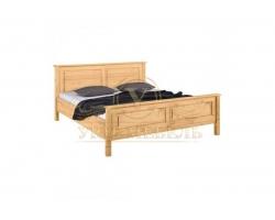 Кровать из массива Рауна