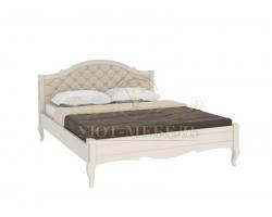 Кровать Авиньон с мягким изголовьем