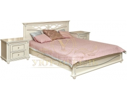Кровать из массива Валенсия Тахта