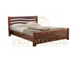 Деревянная односпальная кровать Вивия