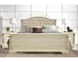 Кровать из массива сосны Калио