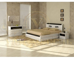 Купить кровать из массива Арикама 2